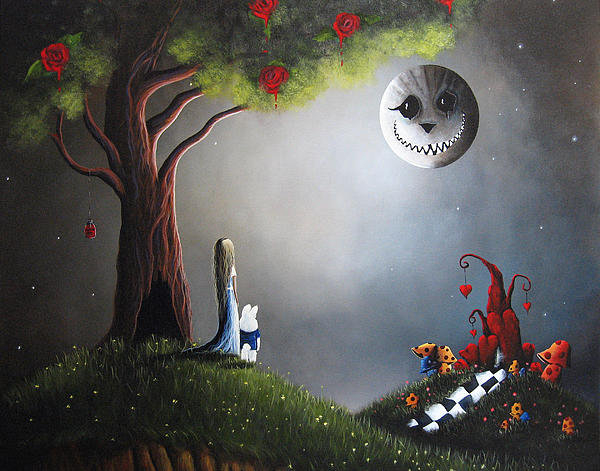 Shawna Erback - Return To Wonderland by S... Print
