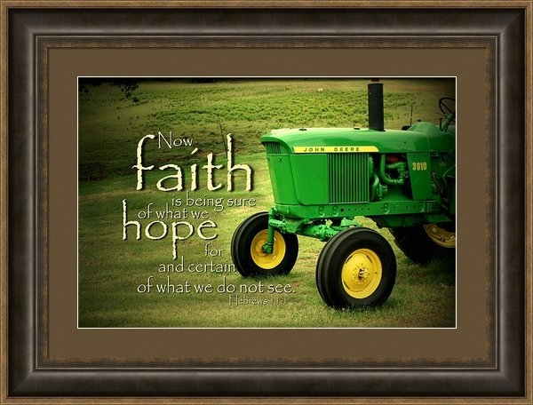 Linda Fowler - Faith and Hope Print