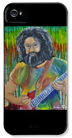 Michael Lee - Jerry Garcia Print