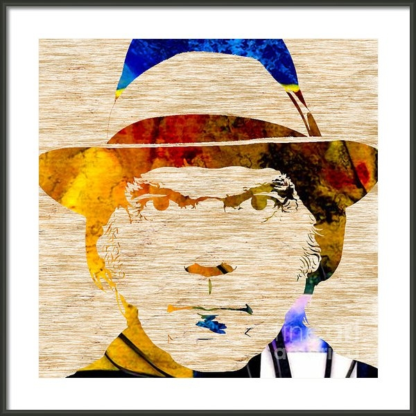 Marvin Blaine - Neil Young Print
