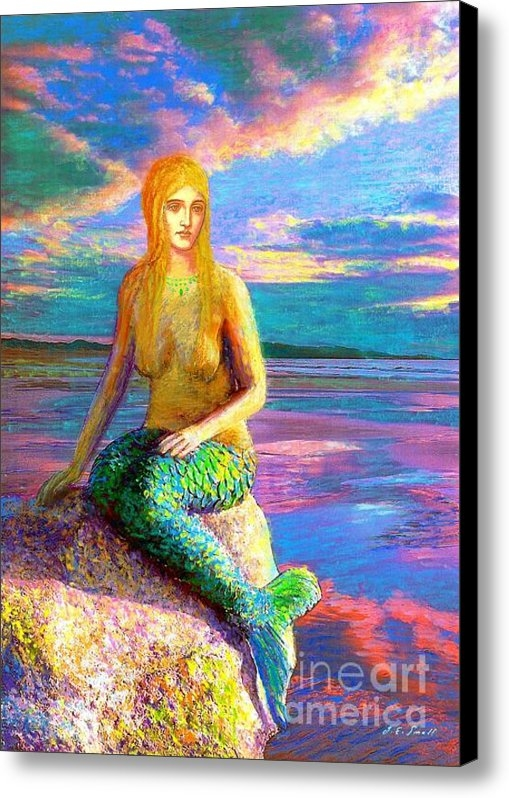 Jane Small - Mermaid Magic Print