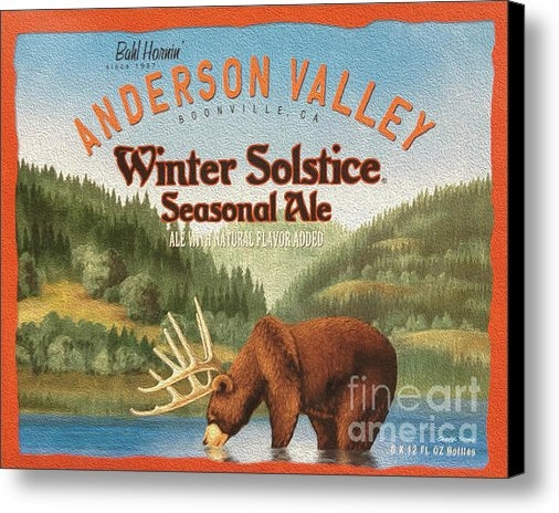 Cheryl Young - Anderson Valley Print