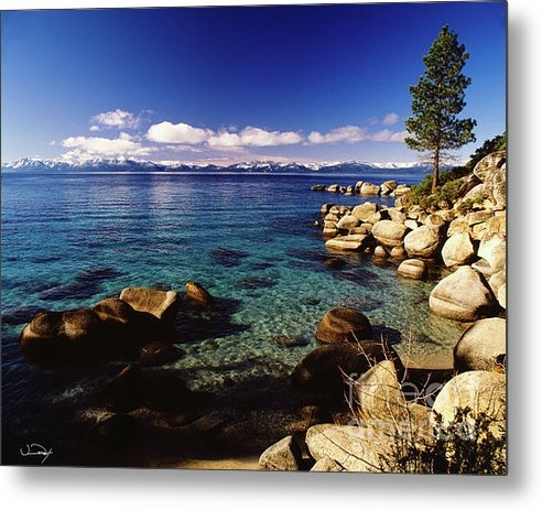 Vance Fox - Lake Tahoe Shore Two Print