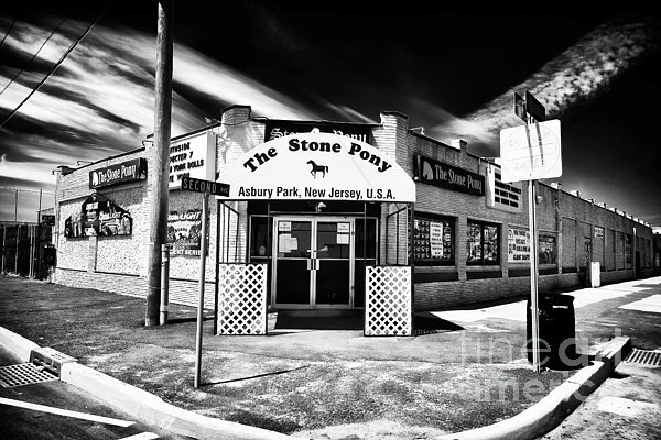 John Rizzuto - The Stone Pony Print