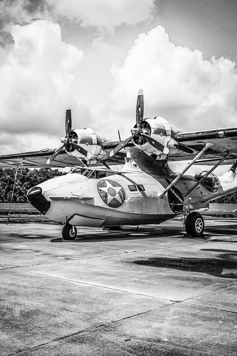 Chris Smith - Monochrome PBY5A Print