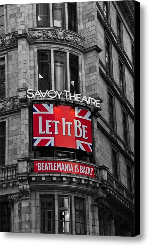 David Pringle - Let It Be Print