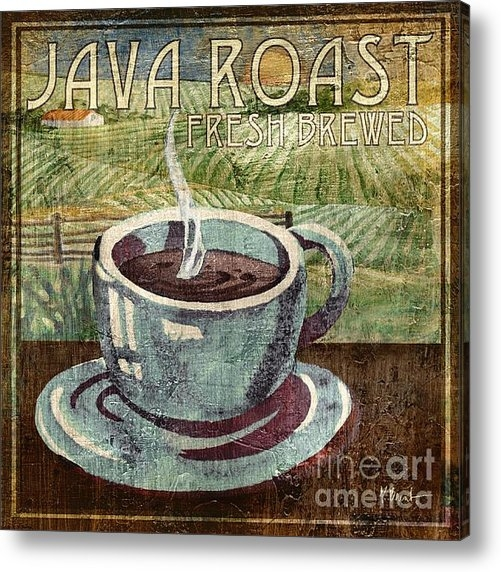 Paul Brent - Java Roast Print