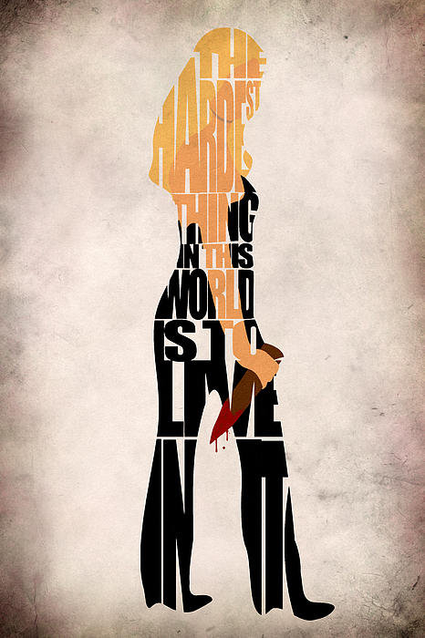 Ayse Deniz - Buffy the Vampire Slayer Print