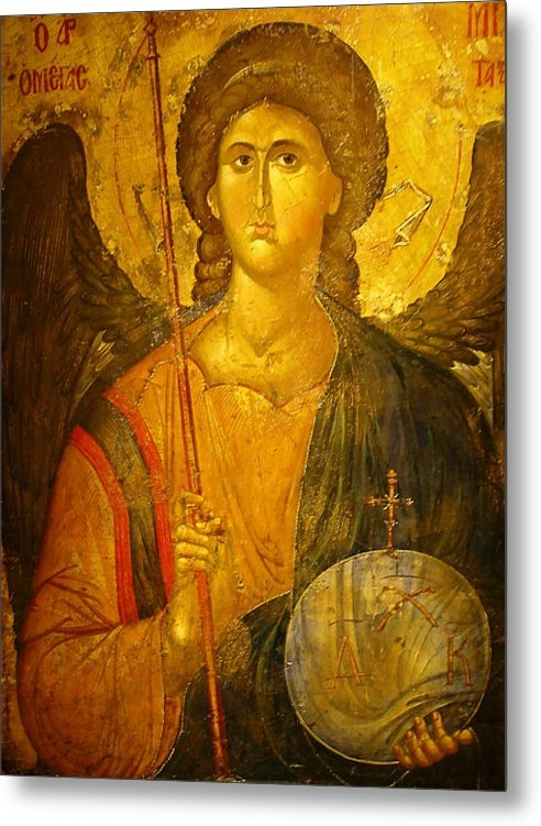 Ellen Henneke - Michael the Archangel Print