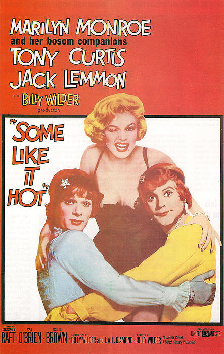 Nomad Art and  Design - Some Like It Hot Print