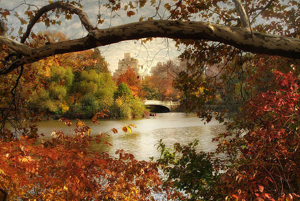 Jessica Jenney - Peak Autumn in Central Pa... Print