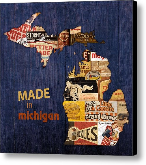 Design Turnpike - Made in Michigan Products... Print
