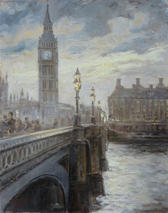 Irek Szelag - London Big Ben Print