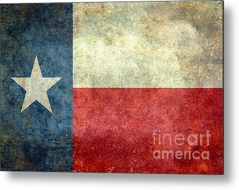 Bruce Stanfield - Texas the lone star state Print