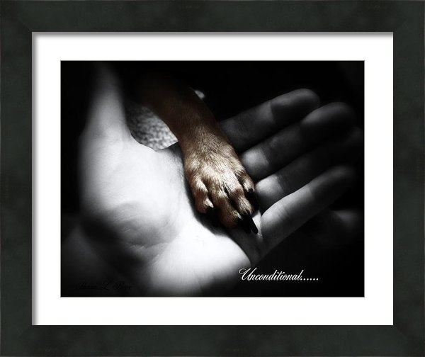 Shana Rowe - Unconditional Print