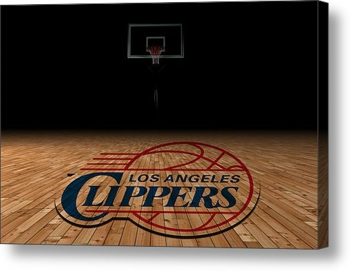 Joe Hamilton - Los Angeles Clippers Print