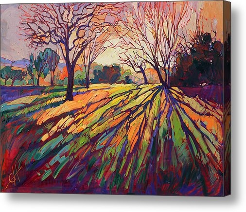 Erin Hanson - Crystal Light Print