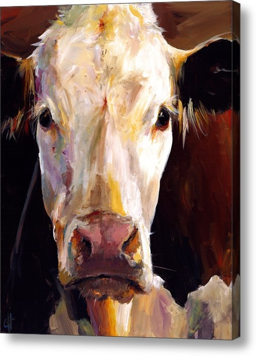 Cari Humphry - Gladys the Cow Print