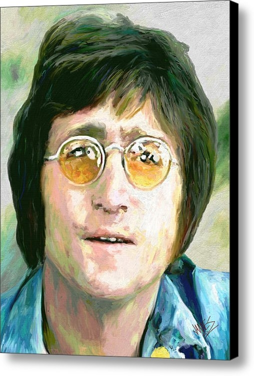 James Shepherd - John Lennon 2 Print
