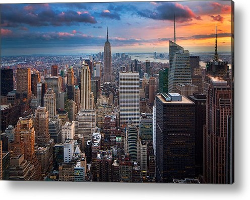 Inge Johnsson - New York New York Print