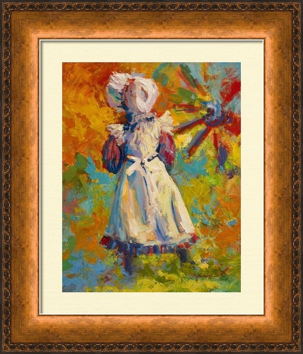 Marion Rose - Country Girl Print