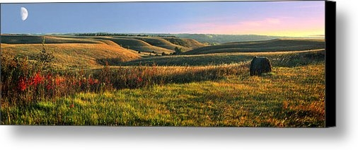 Rod Seel - Flint Hills Shadow Dance Print