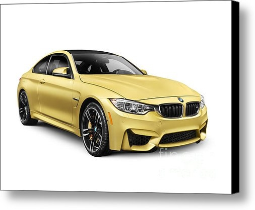 Oleksiy Maksymenko - 2015 BMW M4 Coupe perform... Print