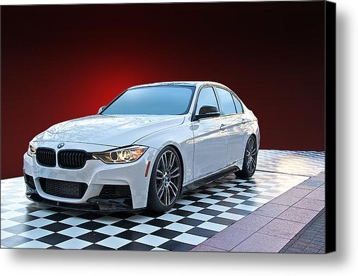 Dave Koontz - 2013 BMW 5 Series Sedan Print