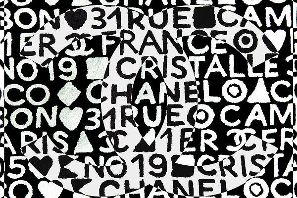 LisaEryn    - Understated Chanel Print