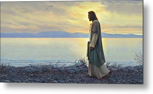 Greg Olsen - Walk With Me Print