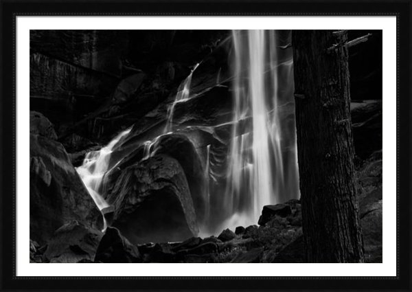 Cat Connor - Vernal Falls Print