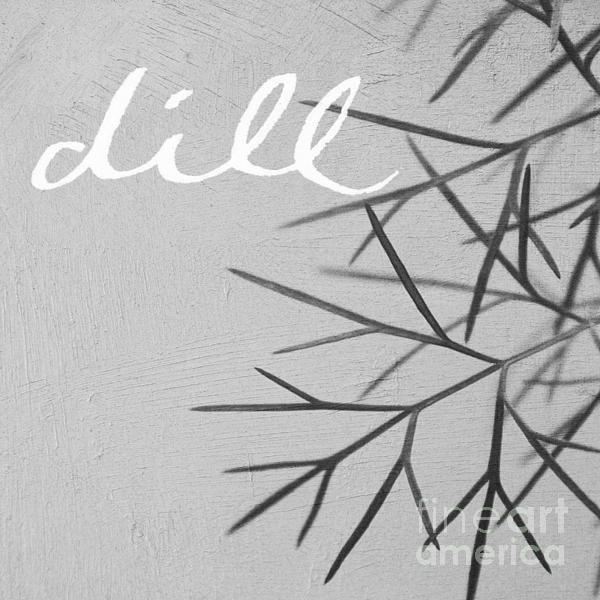 Linda Woods - Dill Print