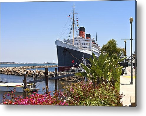 Gino Rigucci - The Queen Mary Long Beach... Print