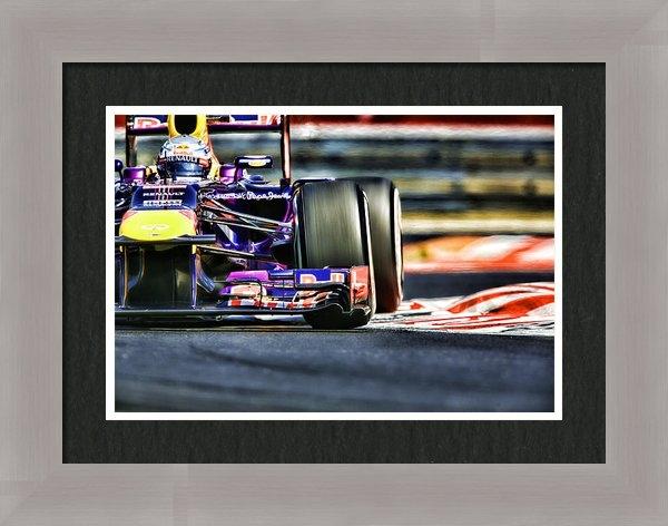 Srdjan Petrovic - Formula 1 Print