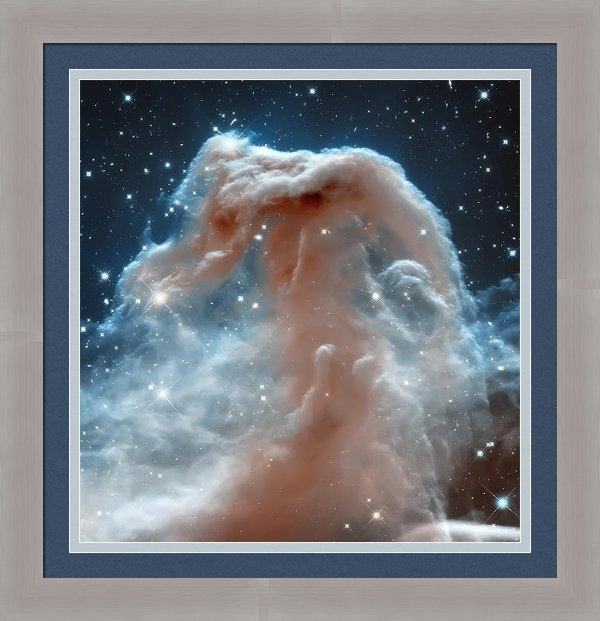 The  Vault - Jennifer Rondinelli Reilly - Horse Head Nebula Print