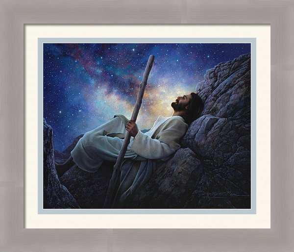 Greg Olsen - Worlds Without End Print