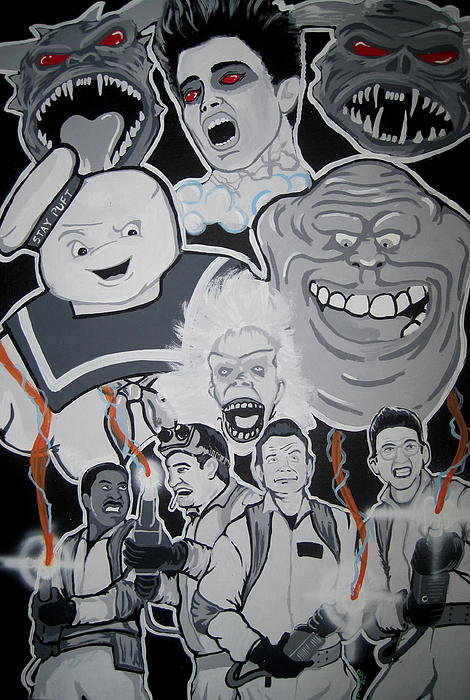 Gary Niles - 30 years of Ghostbusters Print