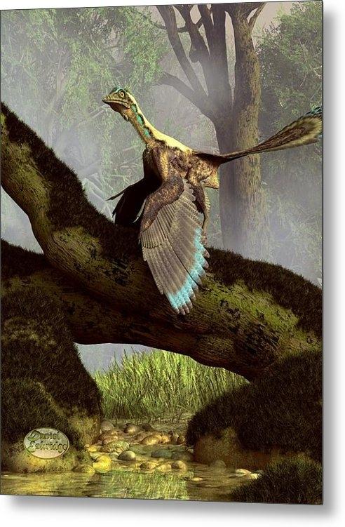 Daniel Eskridge - The Last Dinosaur Print