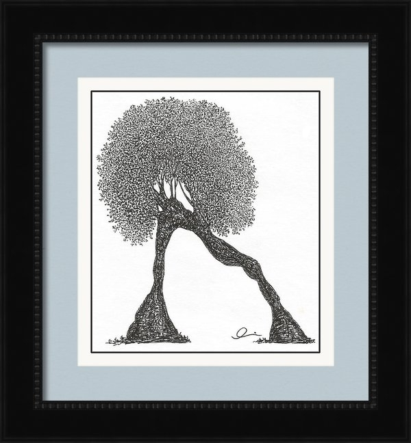Andrea Currie - Plank Print