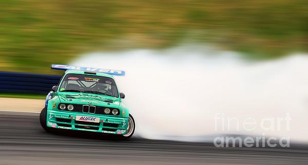 Martin Slotta - BMW Drift Print