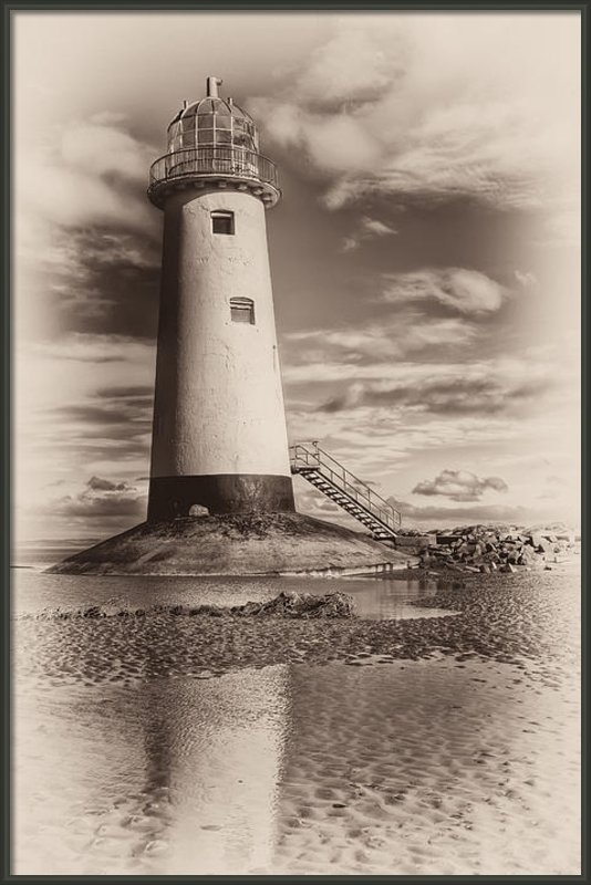 Adrian Evans - Lighthouse  Print