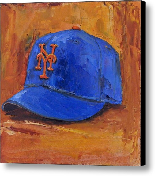 Lindsay Frost - New York Mets Print