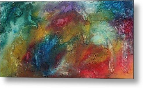 Megan Duncanson - Rainbow Dreams by MADART Print