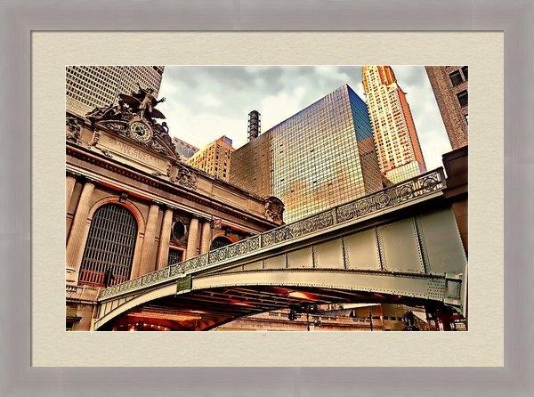 Diana Angstadt - Grand Central Terminal Ov... Print