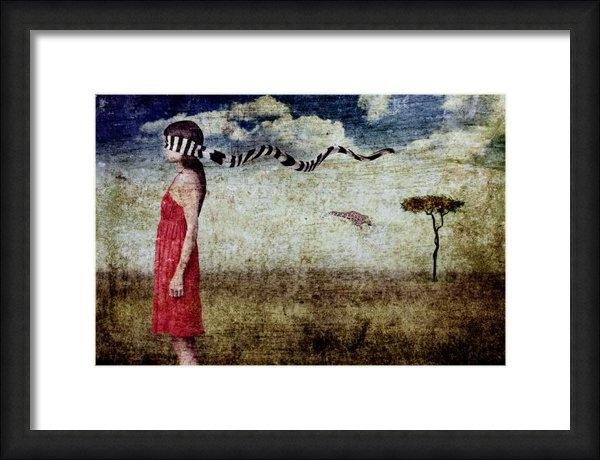 Andre Giovina - Why yes Emily I do like G... Print