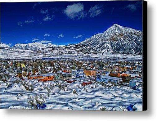 Mountain Dreams - Crested Butte Colorado Print
