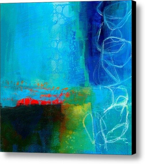 Jane Davies - Blue #2 Print