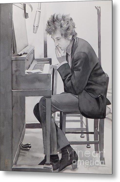 Robert Hooper - In The Studio Print
