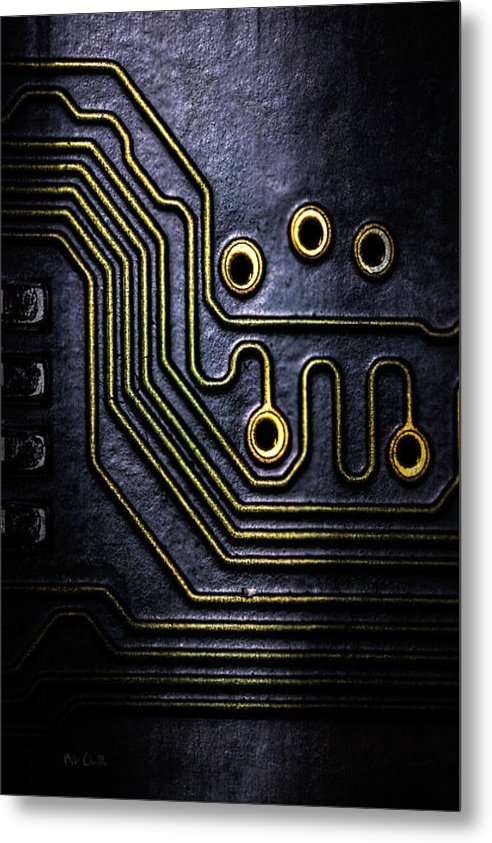 Bob Orsillo - Memory Chip Number Two Print