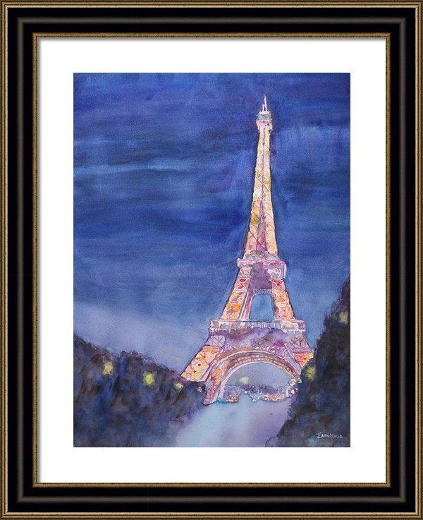 Jenny Armitage - Paris Giant Print